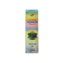 Raazi Rainbow Incense Sticks 7-in-1