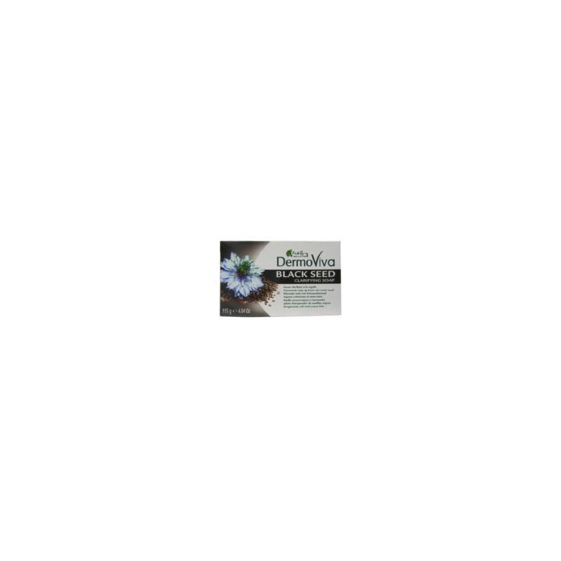 Vatika Dermoviva Black Seed Clarifying Soap 115g