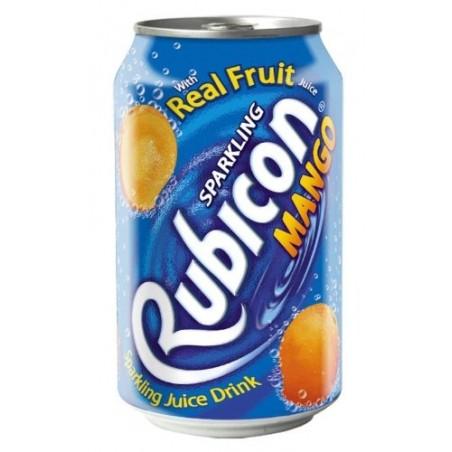Rubicon Cans Mango 330ml