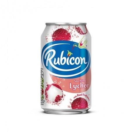Rubicon lychee sparkling (24x330ml)
