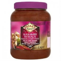 Pataks kashmiri masala curry paste 2.2kg
