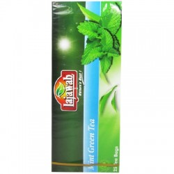 Lajawab Mint Green Tea Bags 25's