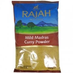 Rajah mild Madras Curry powder