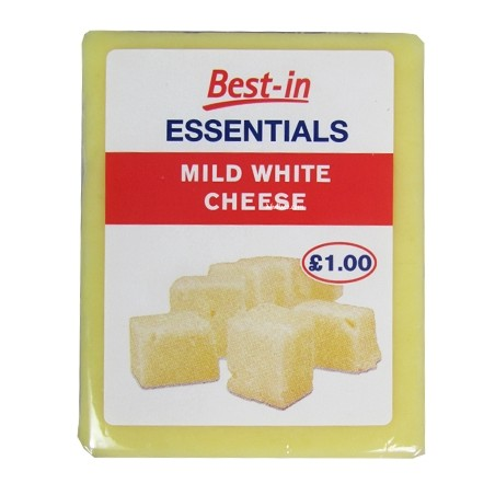 Best-In Mild White Cheese (150g)