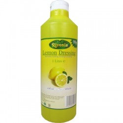 Rivonia Lemon Dressing (1ltr)
