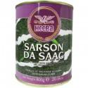 Heera Sarson Da Saag 800g 2 for £3.49