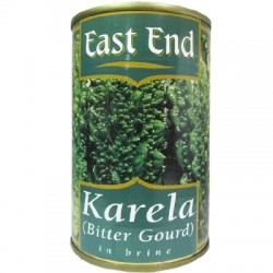 East End Bitter Gourd/ Karela in Brine 400g