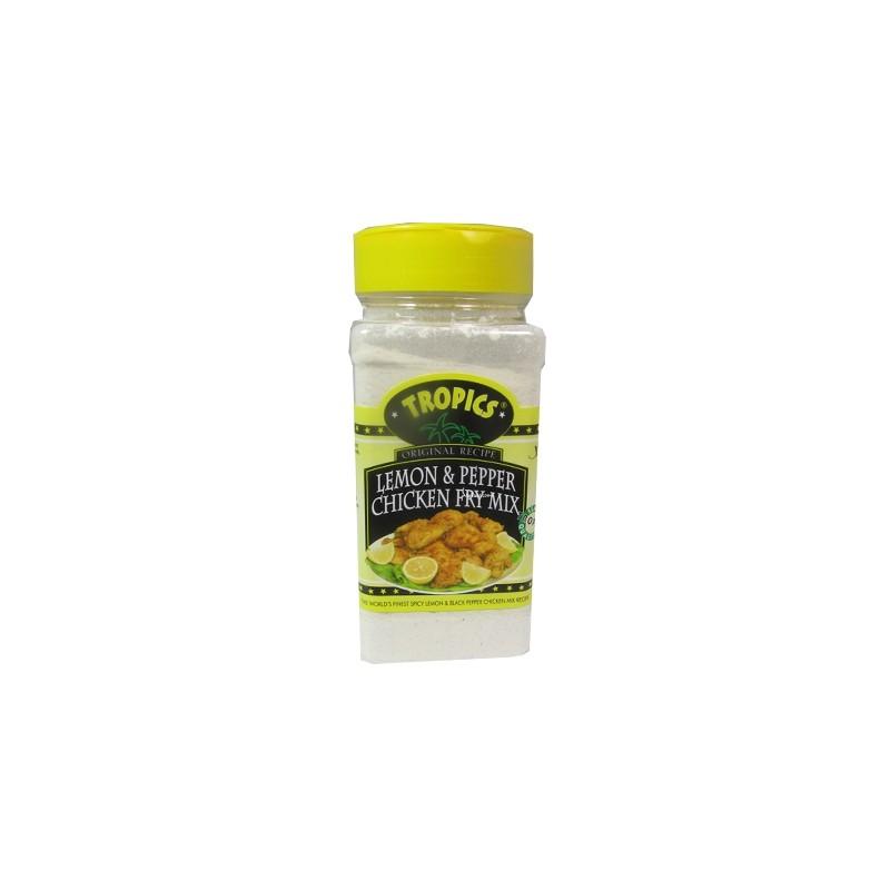 Tropics Lemon Pepper Chicken Mix 300g