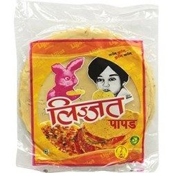 Lizzat Papad Garlic 200g