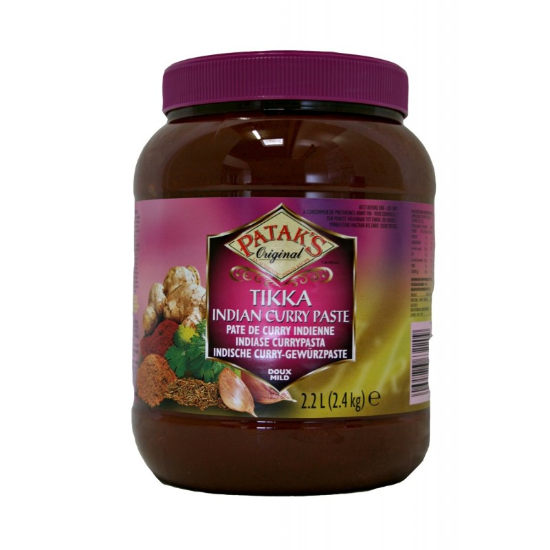 Pataks Tikka Curry Paste Catering 2.4kg