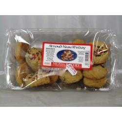 MUZDA BAKERY almond naan khataay 300g