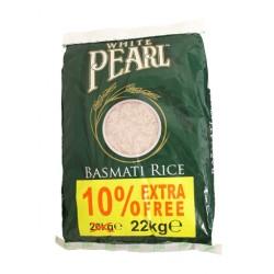 White Pearl Basmati Rice 20kg
