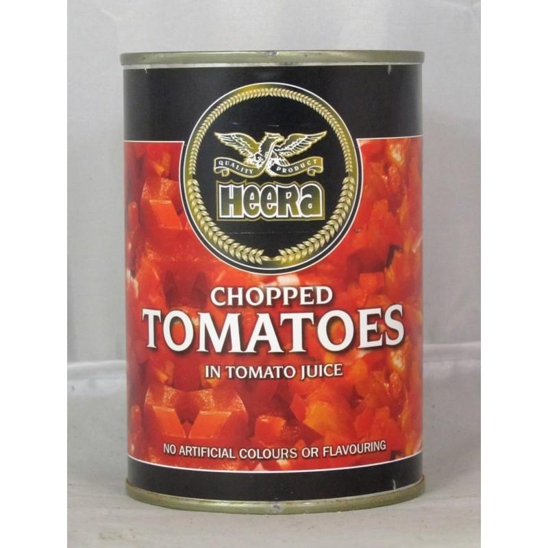 Heera Chopped Tomatoes 400g