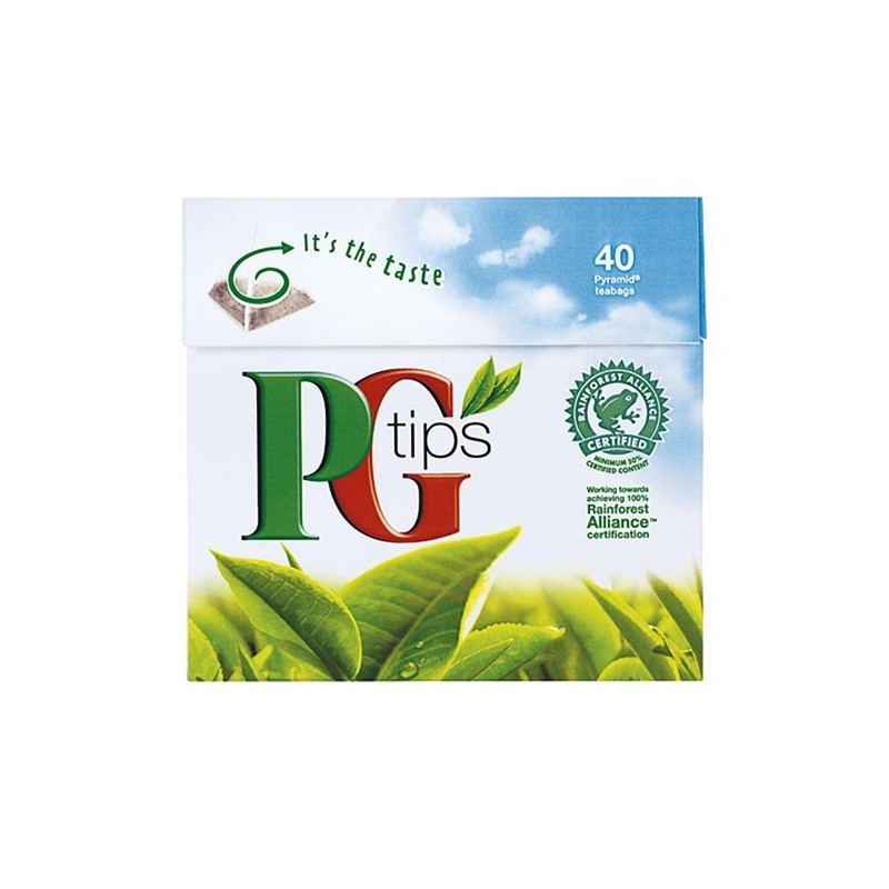 PG Tips Strong One 40's