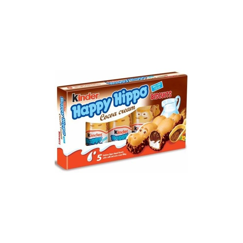 Kinder Happy hippo (5pk)
