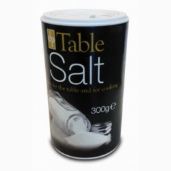 Dri-Pack Table Salt