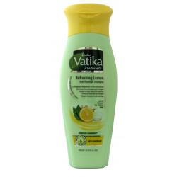 Dabur Vatika Refreshing Lemon Anti Dandruff Shampoo