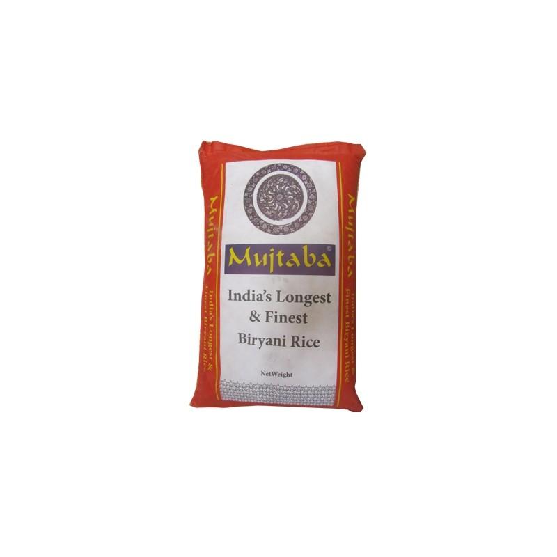 Mujtaba Biryani Rice Replaces Mustafa 5kg