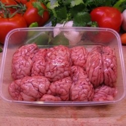 Lamb brain maghaz HMC