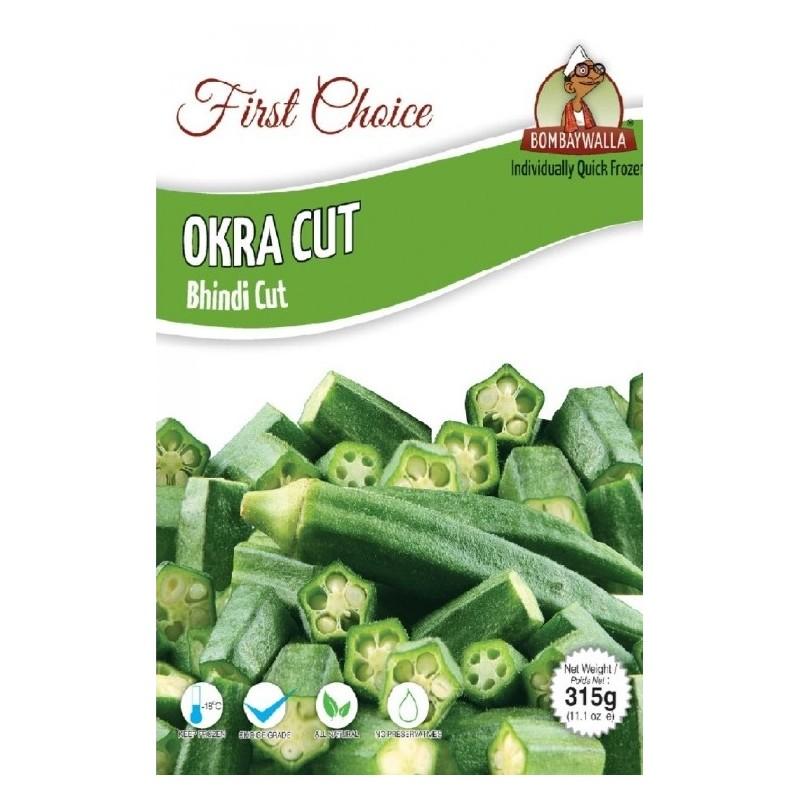 First Choice Okra Cut