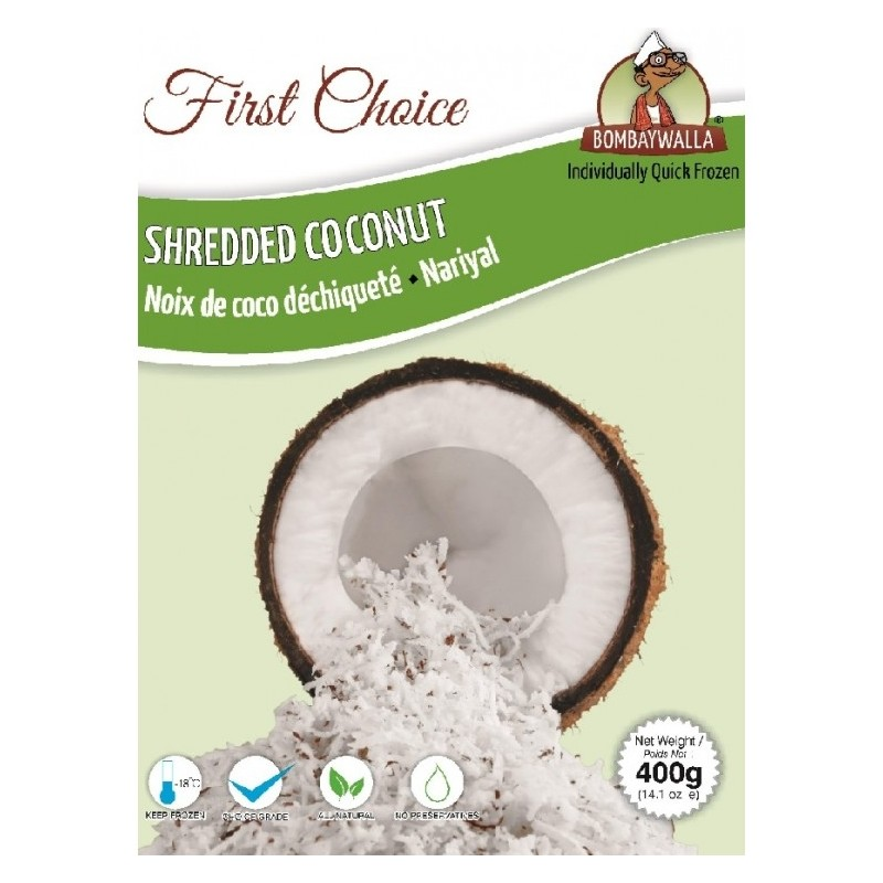 First Choice Shredded Coconut