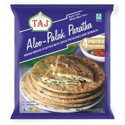 Taj Aloo Palak Paratha