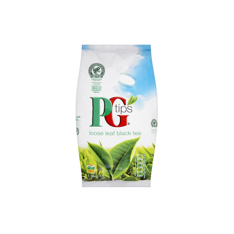 PG Tips Loose Leaf Black Tea