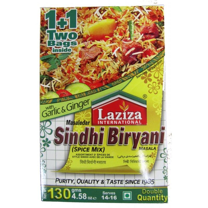 Laziza Sindhi Biryani
