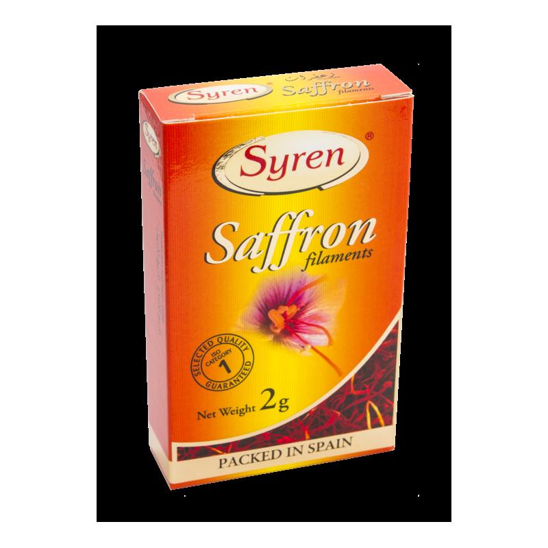 Saffron 2G Syren Brand Mancha Quality