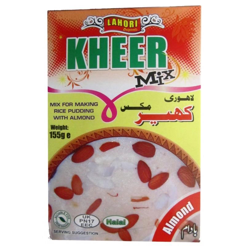 Lahori Kheer Mix Almond 155g