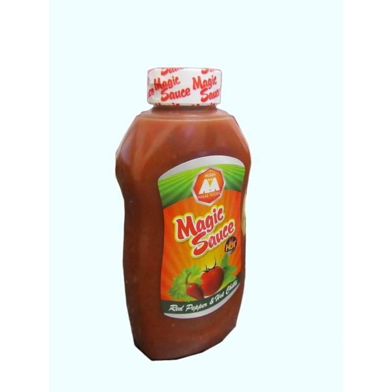 Magic Sauce by Mussa