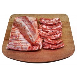 *New* Lamb Breast Cut English Cut