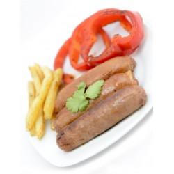KQF Sausages Chicken 16's HMC Halal