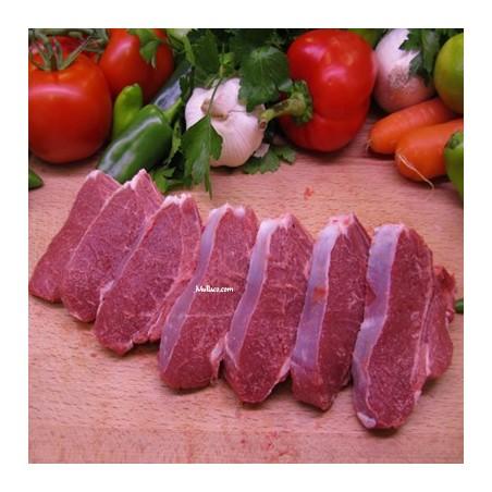 Sheep Back Chops No Fat 2.5kg HMC Halaal