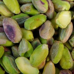 Pistachios Kernels Green Pista Whole 200g