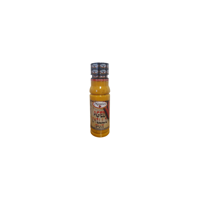 Minnies Mozambican Aged Chilli Sauce 250ml