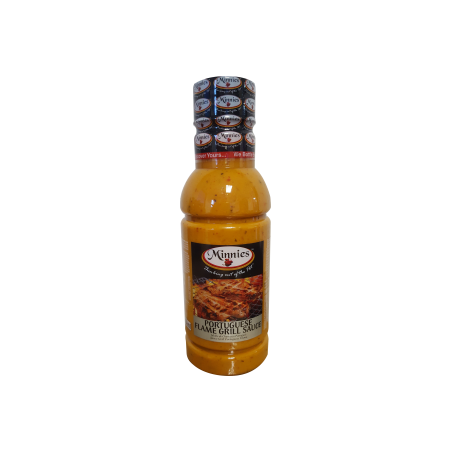 Minnies Portuguese Flame Grill Sauce 250ml