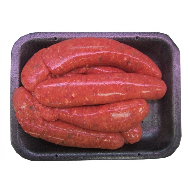 Beef Sausage 6's HMC Halal 3 Pack