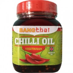 BangThai Chilli Oil Vegetarian (160g)