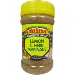Aminas Wonder Spice Lemon and Herb Marinade (325g)