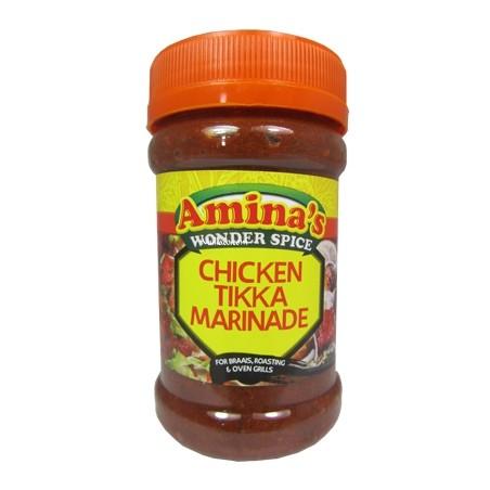 Aminas Wonder Spice Chicken Tikka Marinade (325g)