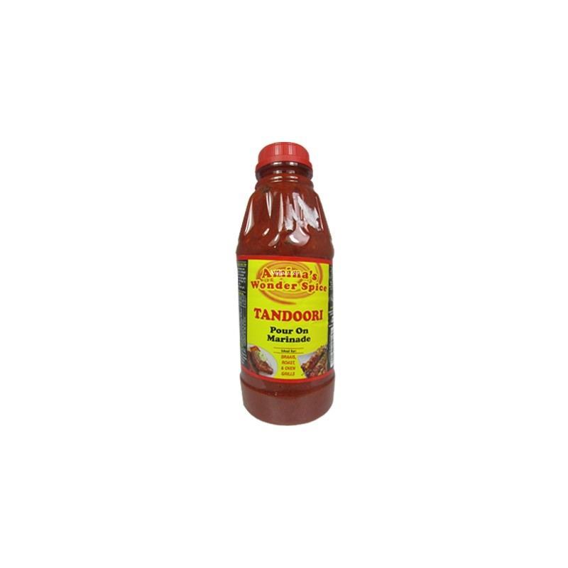 Amina Wonder Spice Tandoori Pour On Marinade (500ml)