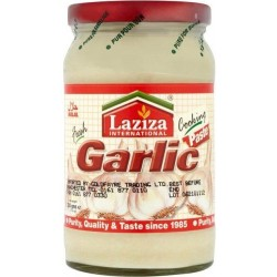 Laziza Garlic Paste 330g