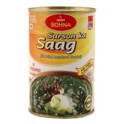 Sohna Sarson Ka Saag/ Mustard Leaves