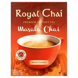 Royal Chai Masala Tea Sweetened 220g