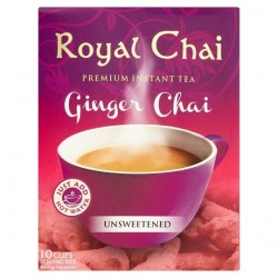 Royal Chai Ginger Tea Sweetened