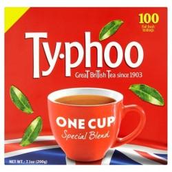 Typhoo Tea Bags 100s