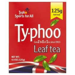 Typhoo Leaf Tea
