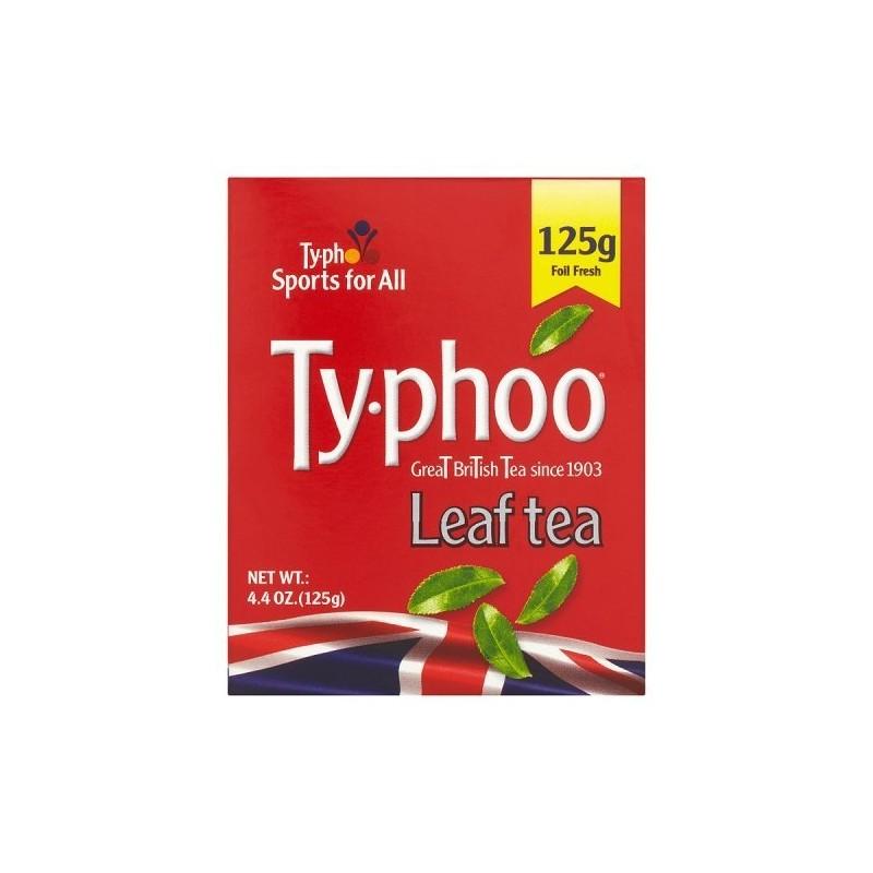 Typhoo Leaf Tea