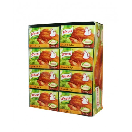 Chicken Stock Cubes 24s